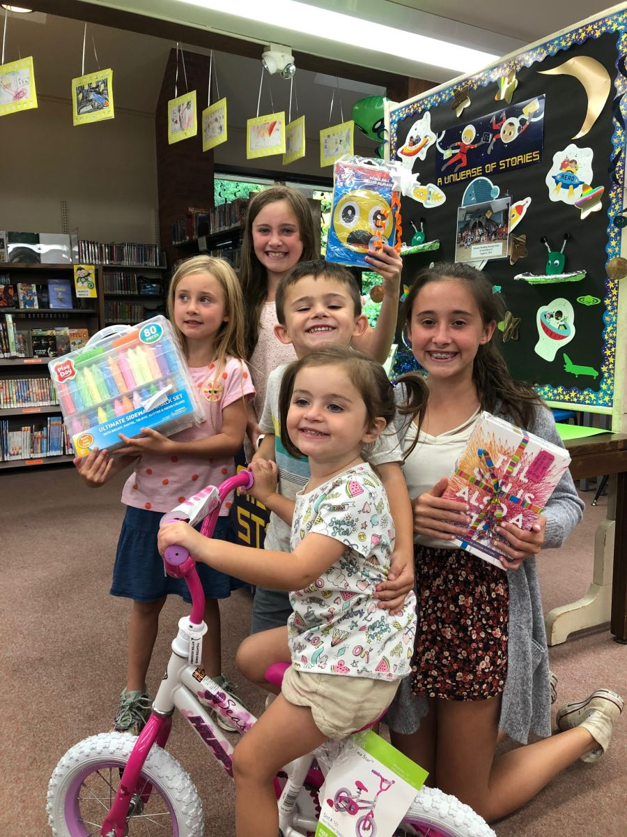 Wilbraham Public Library - Summer Reading Program